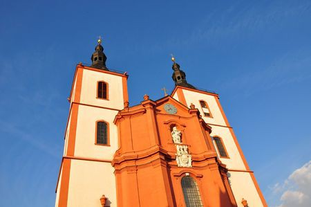 5087973 - church saint blasius in fulda, germany